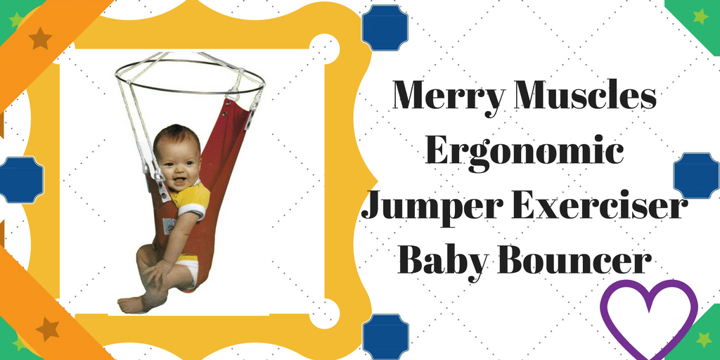 Merry Muscles Ergonomic Jumper Exerciser Review