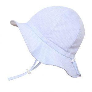 JAN & JUL Boys 50+UPF Breathable Cotton Sun-Hat